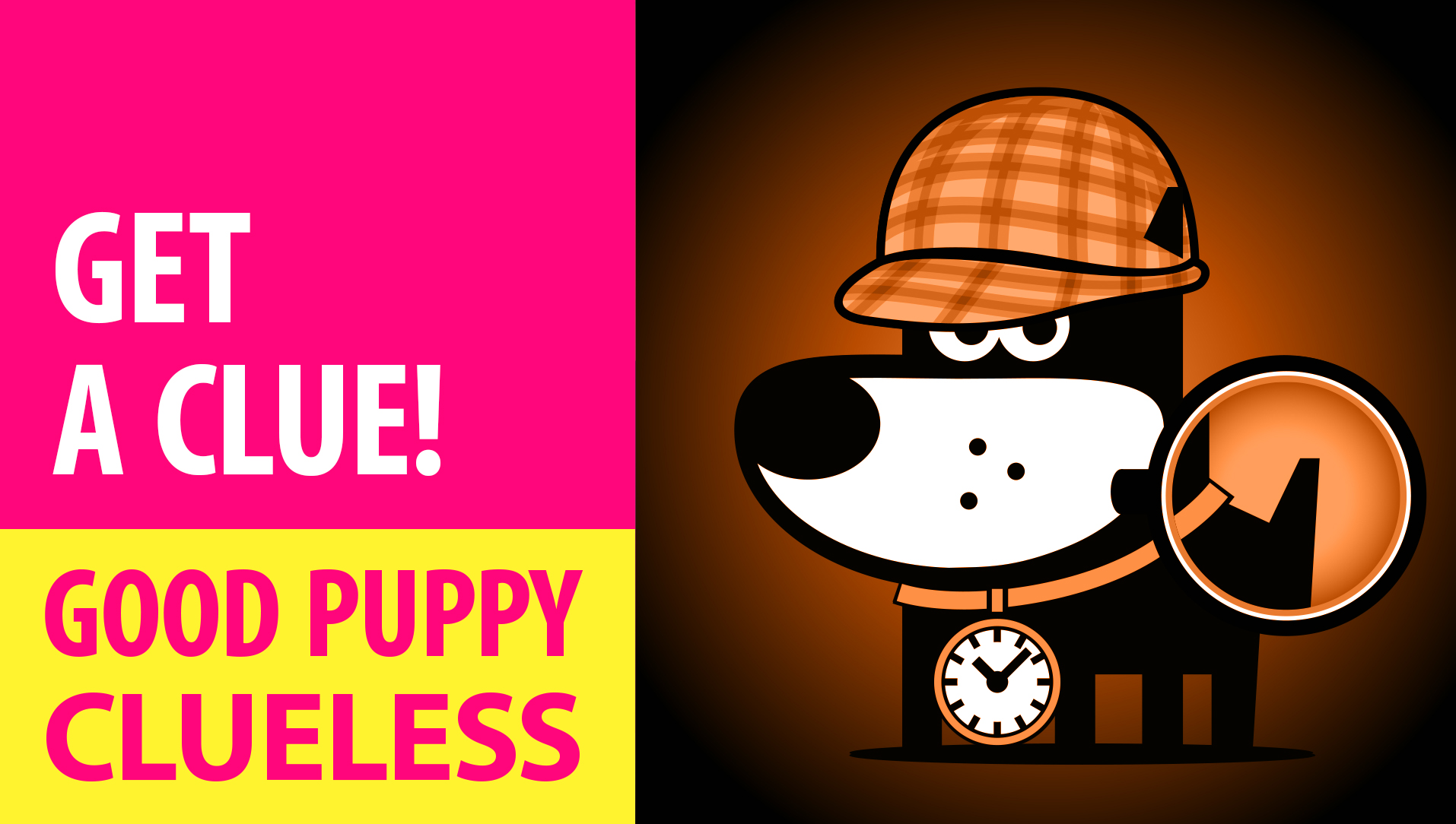 CHANEL : APPS & GAMES : GOOD PUPPY CLUELESS : Explore The Basement & Retrieve Roger's Ducky