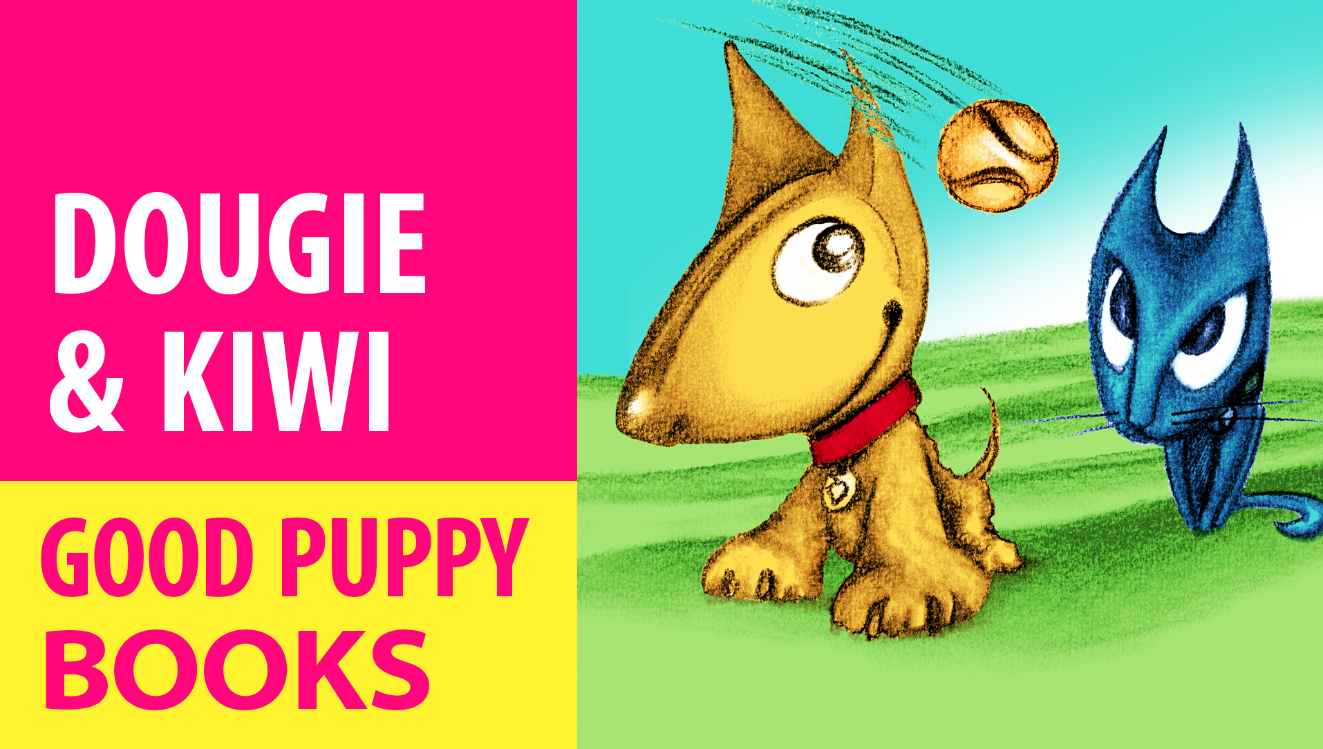 CHILDREN'S PICTURE BOOKS : Dougie & Kiwi . Daily Adventures