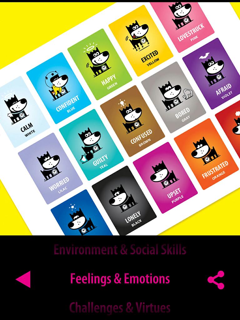Child Behavioral Charts And Tools Catalog App