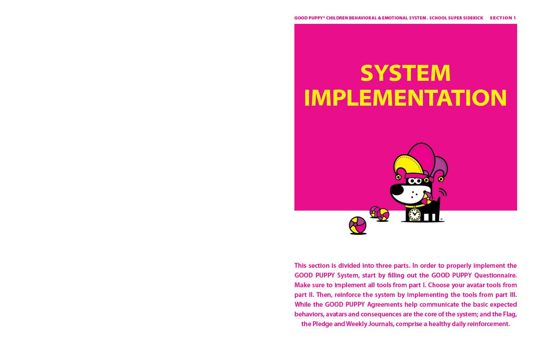 Child Cognitive Behavioral System For School