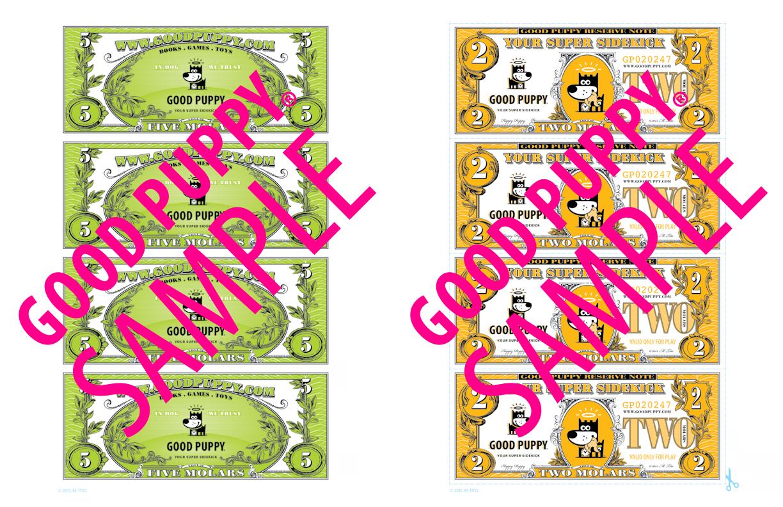 Token Economy Funny Money For School