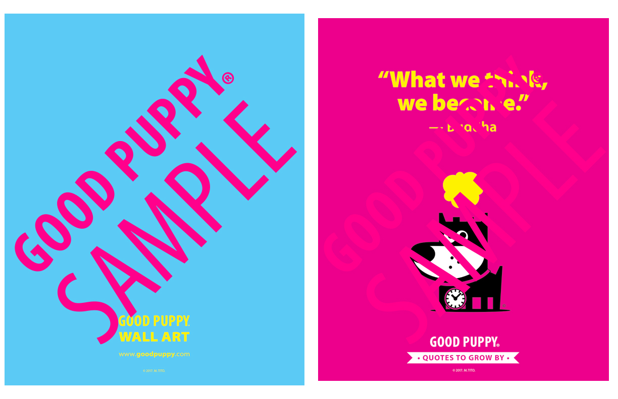 Quote Posters For Children