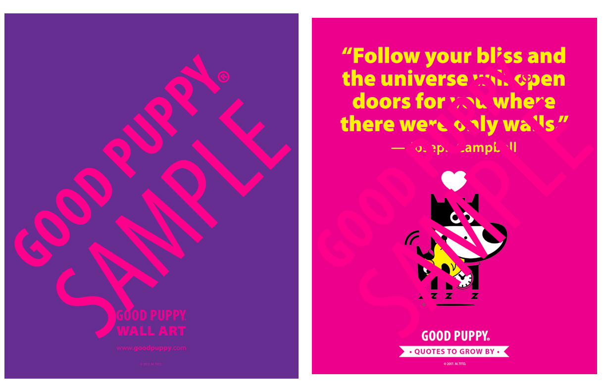 Kids Quotes Posters For School