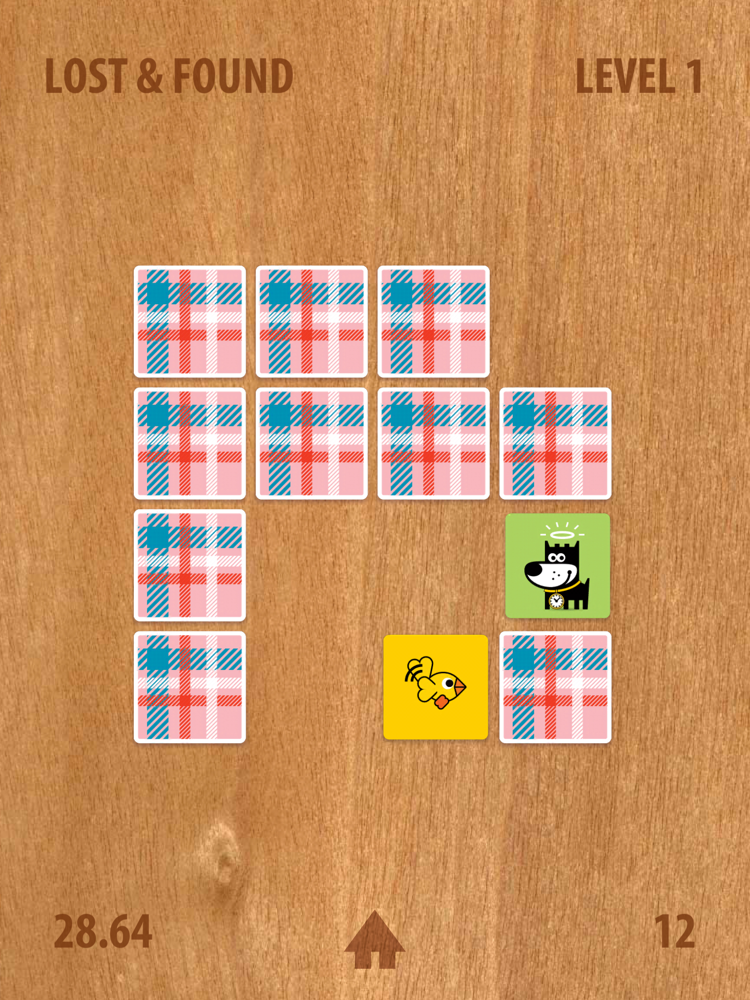 Memory Game For Children And Adults