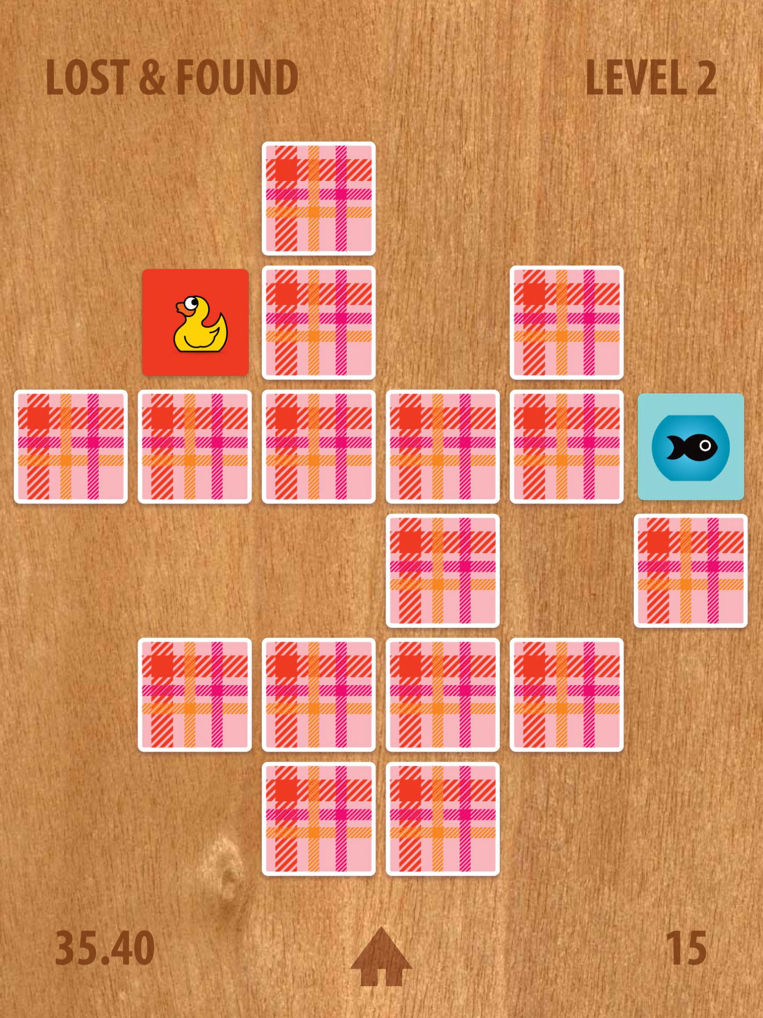 Free Memory Card Matching Game