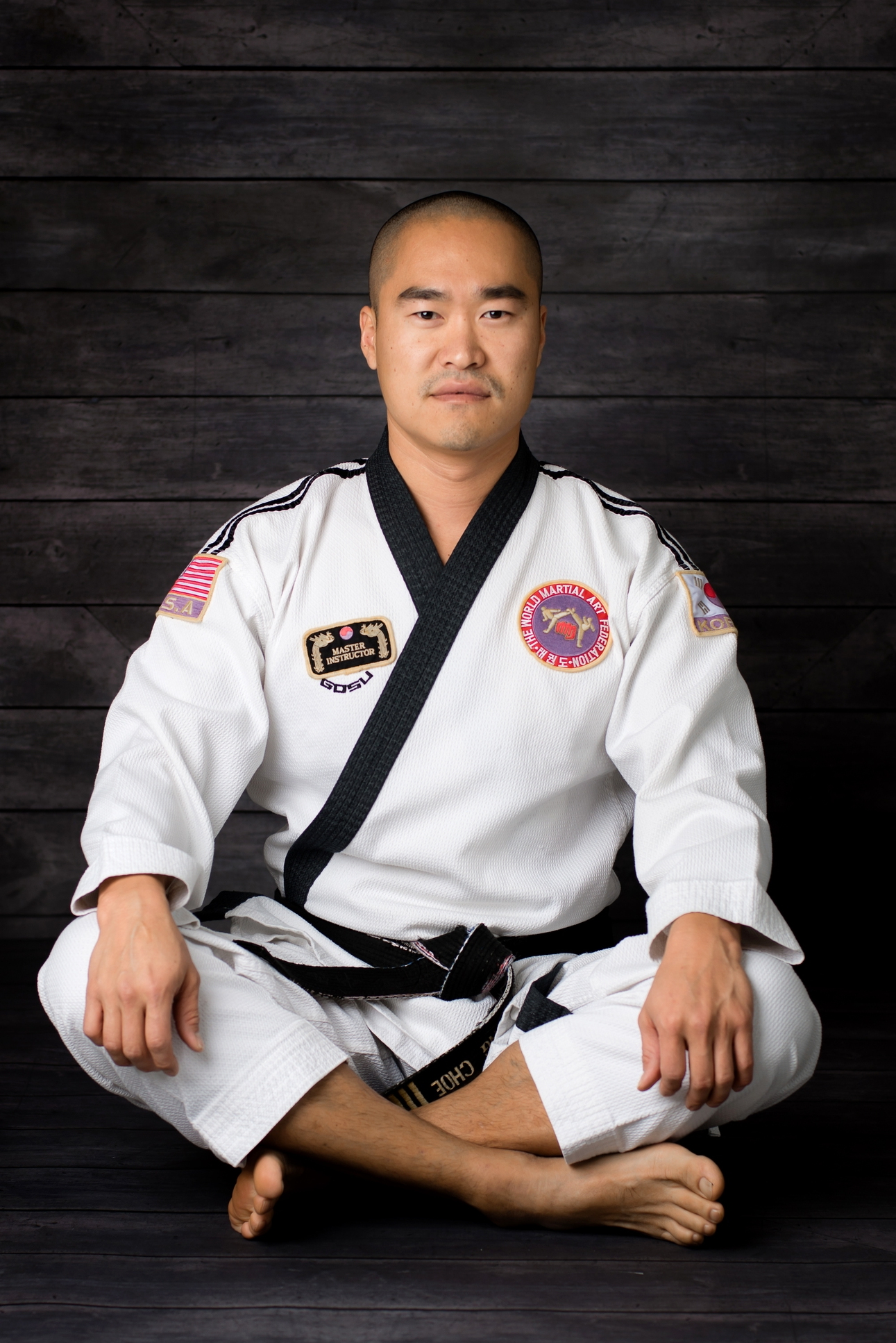 Dae Y. Choe  Master Instructor  University of North Florida, 2001