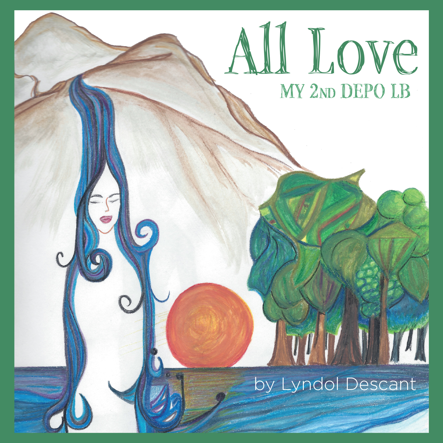 Latest Musical Release All, MY DEPO LB (CD) IS NOW AVAILABLE...  HTTP://LYNDOL.BANDCAMP.COM
