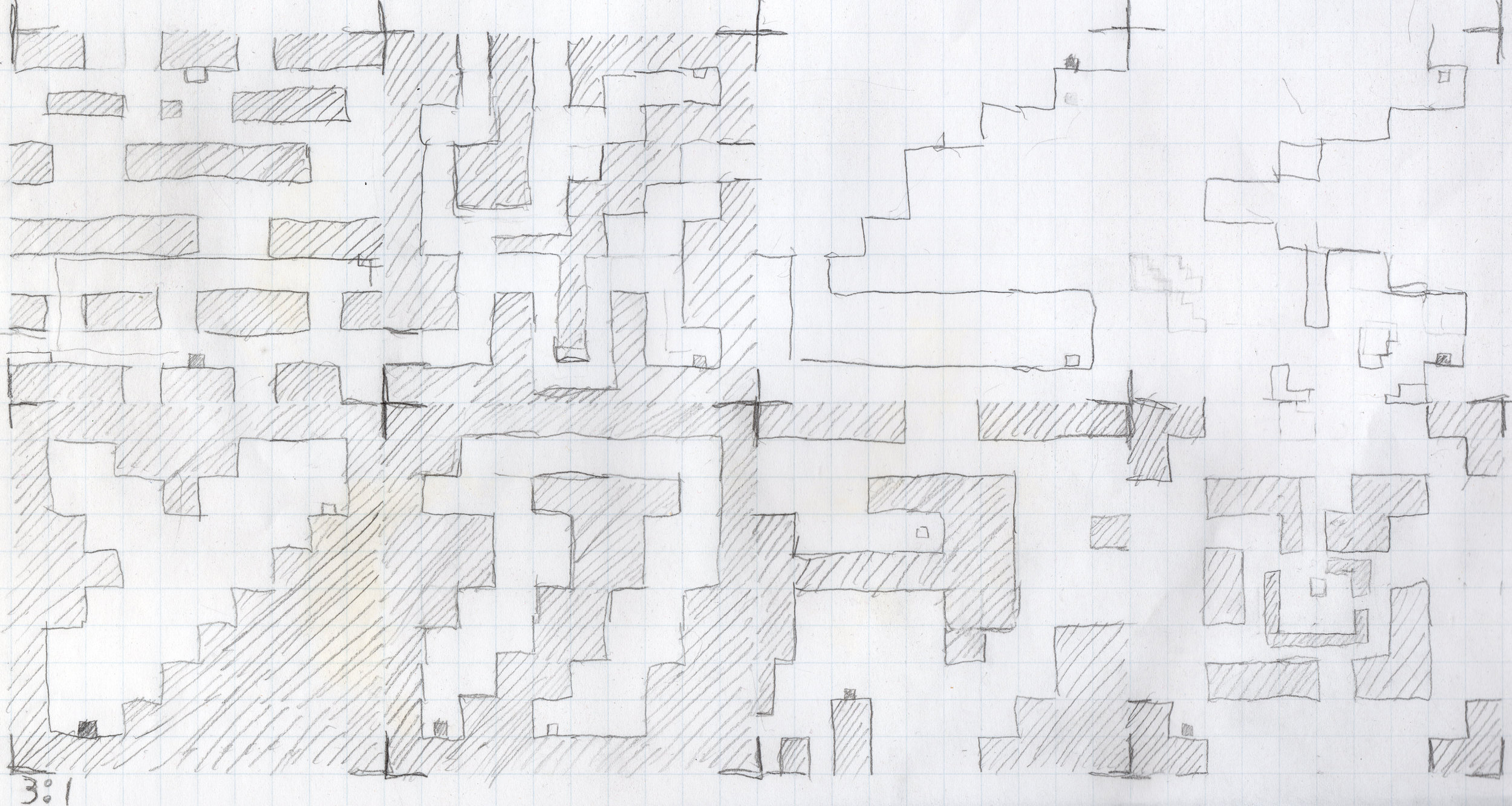 Early level sketch