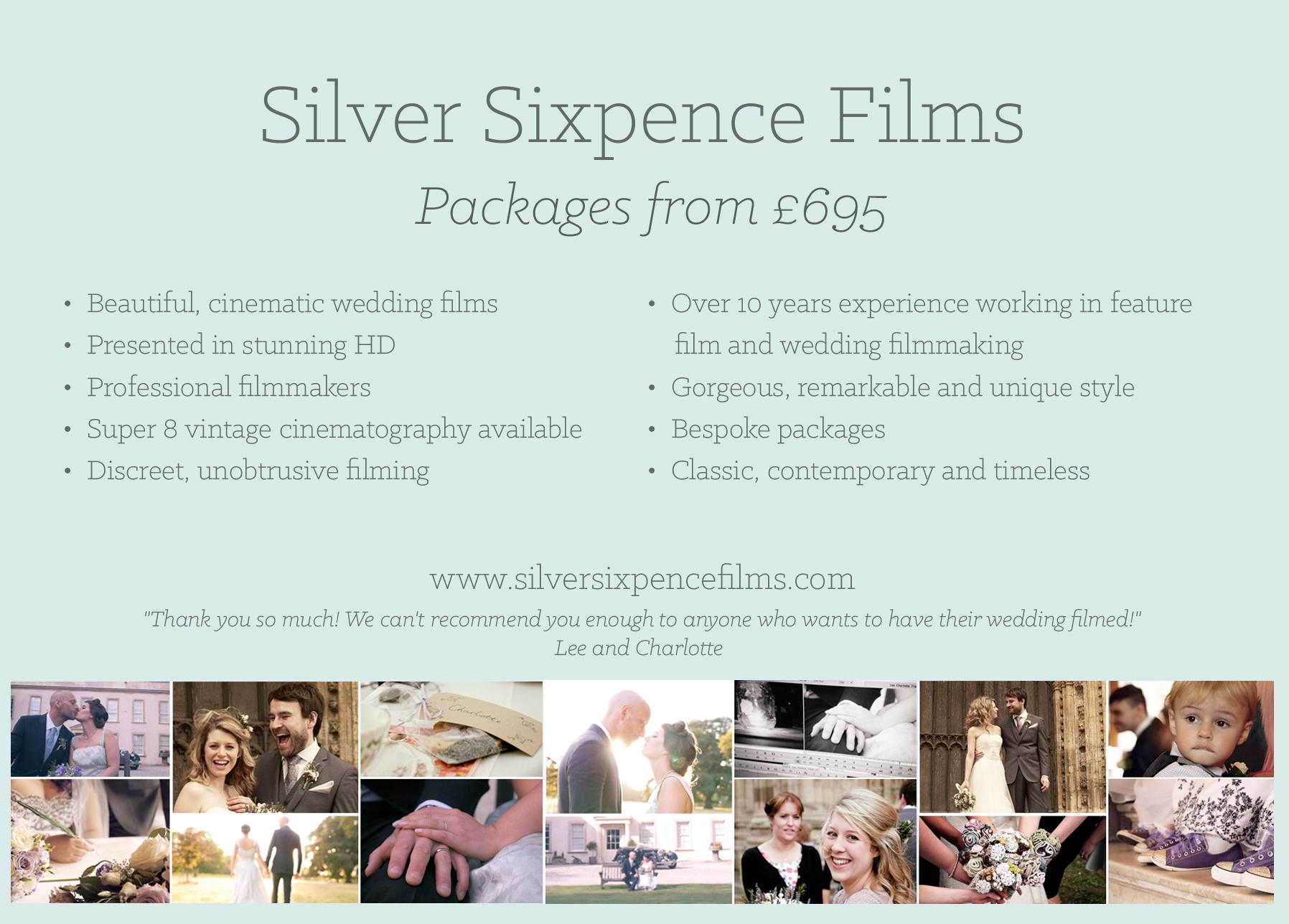wedding video prices