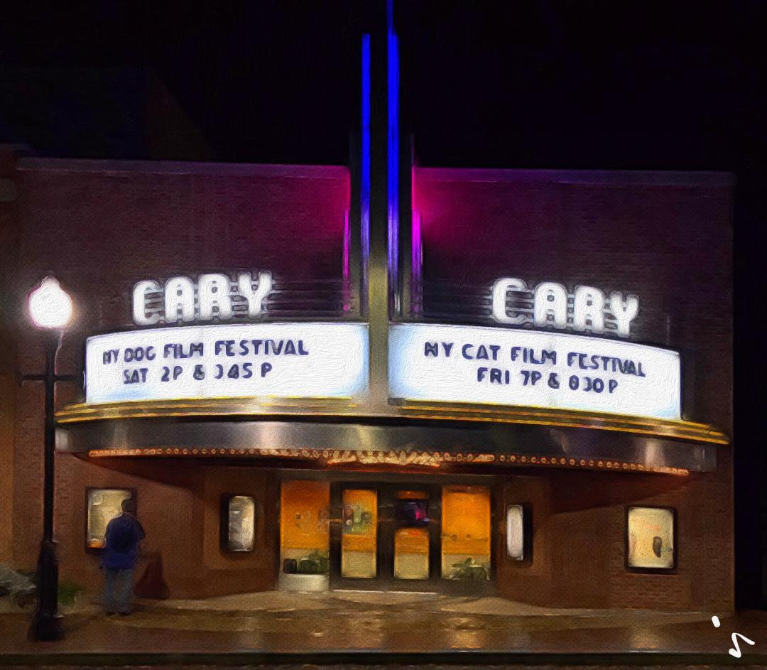 Cary Theater Cat and Dog Festivals.jpg