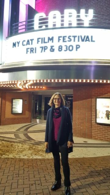 Kim in front of theater.jpg