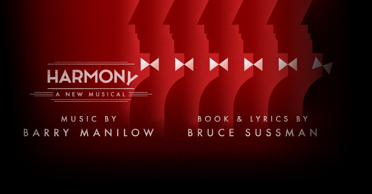 Chad is appearing in Harmony by Barry Manilow at The Ahmanson Theatre in Los Angeles.