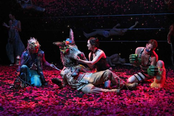 Midsummer Night's Dream - Classic Stage Company - 2012 (with Bebe Neuwirth, Christina Ricci)