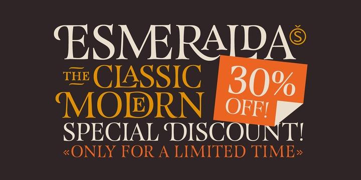 sudtipos - esmeralda