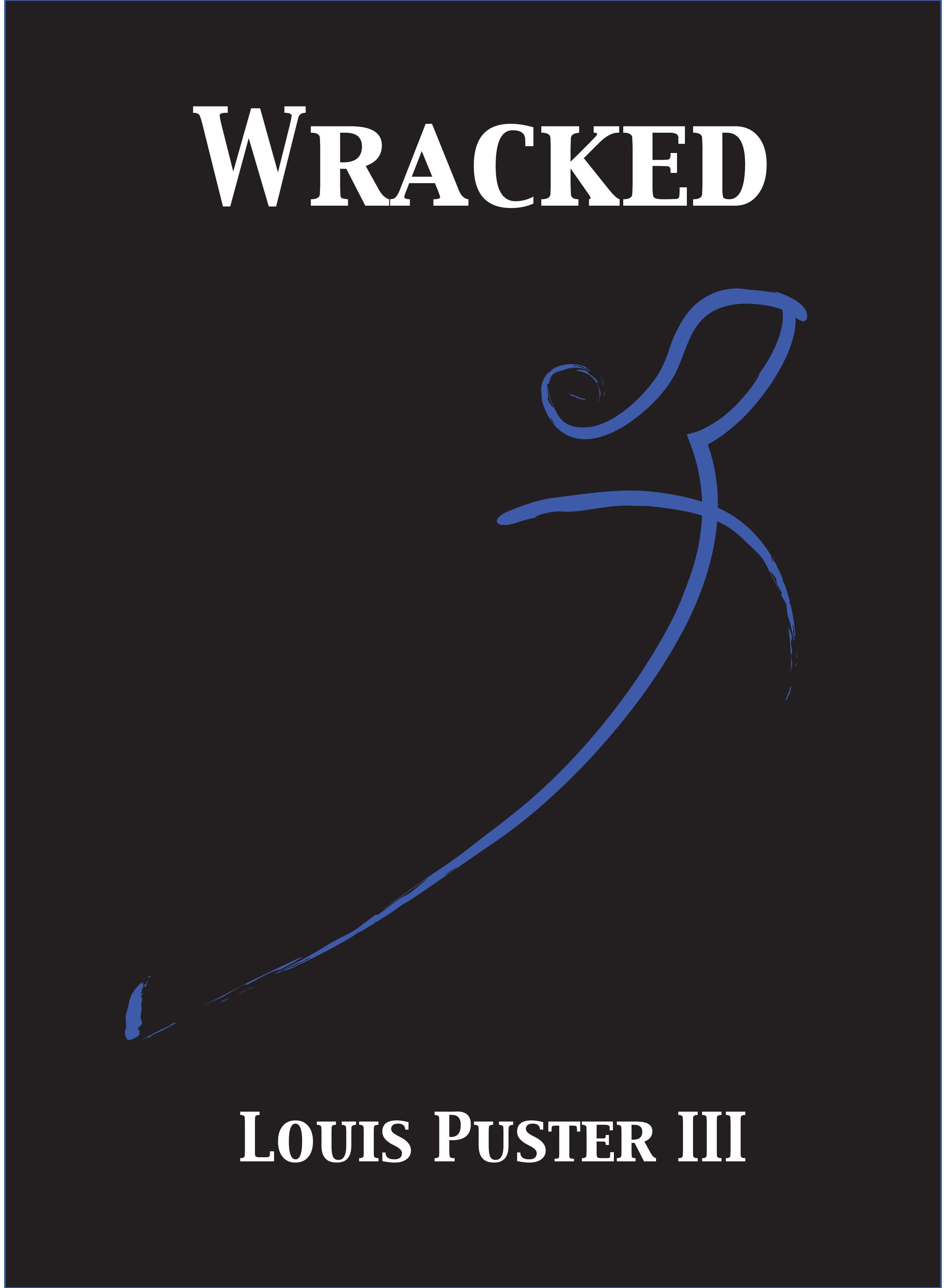 Wracked's original cover