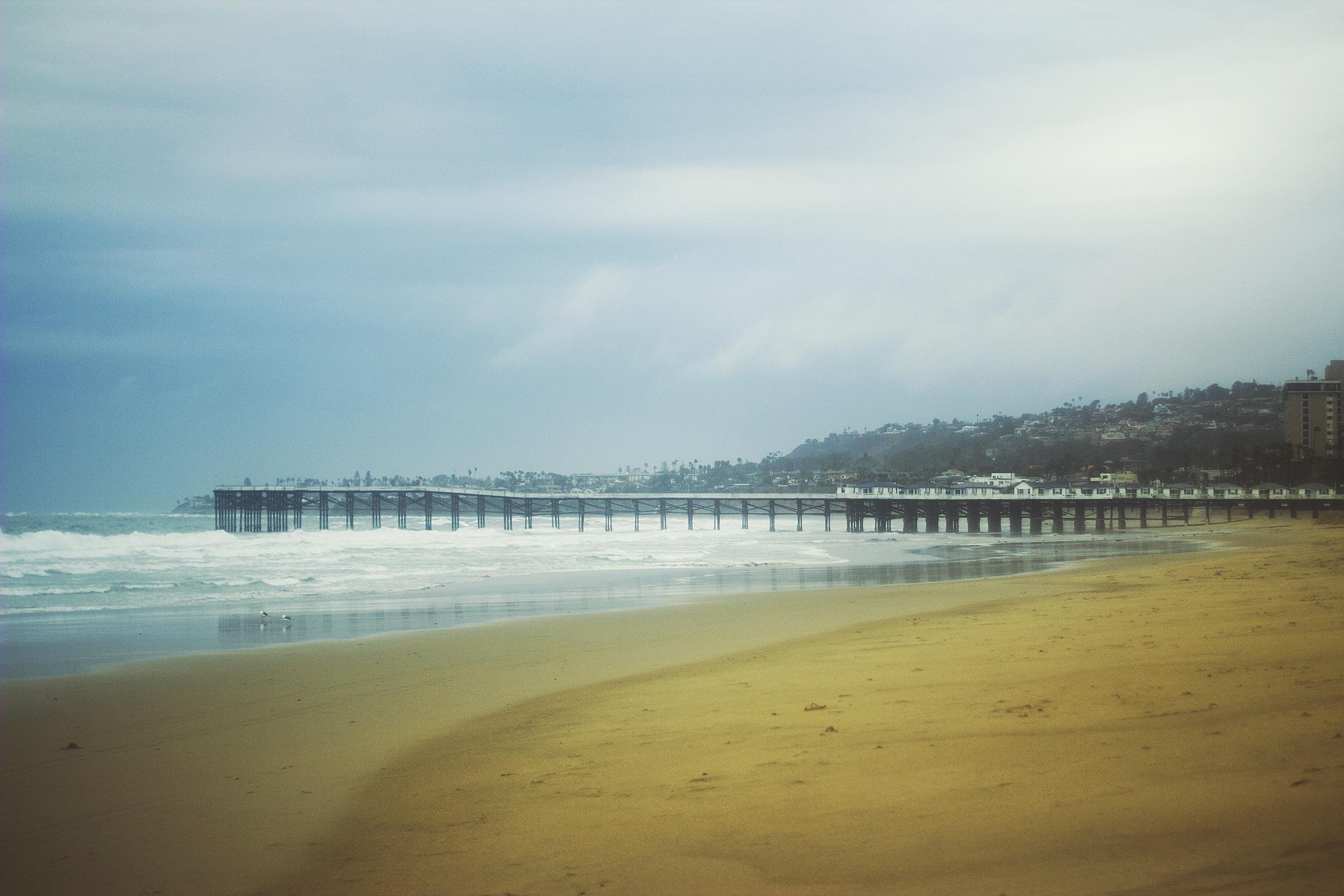San Diego, California, March 2014