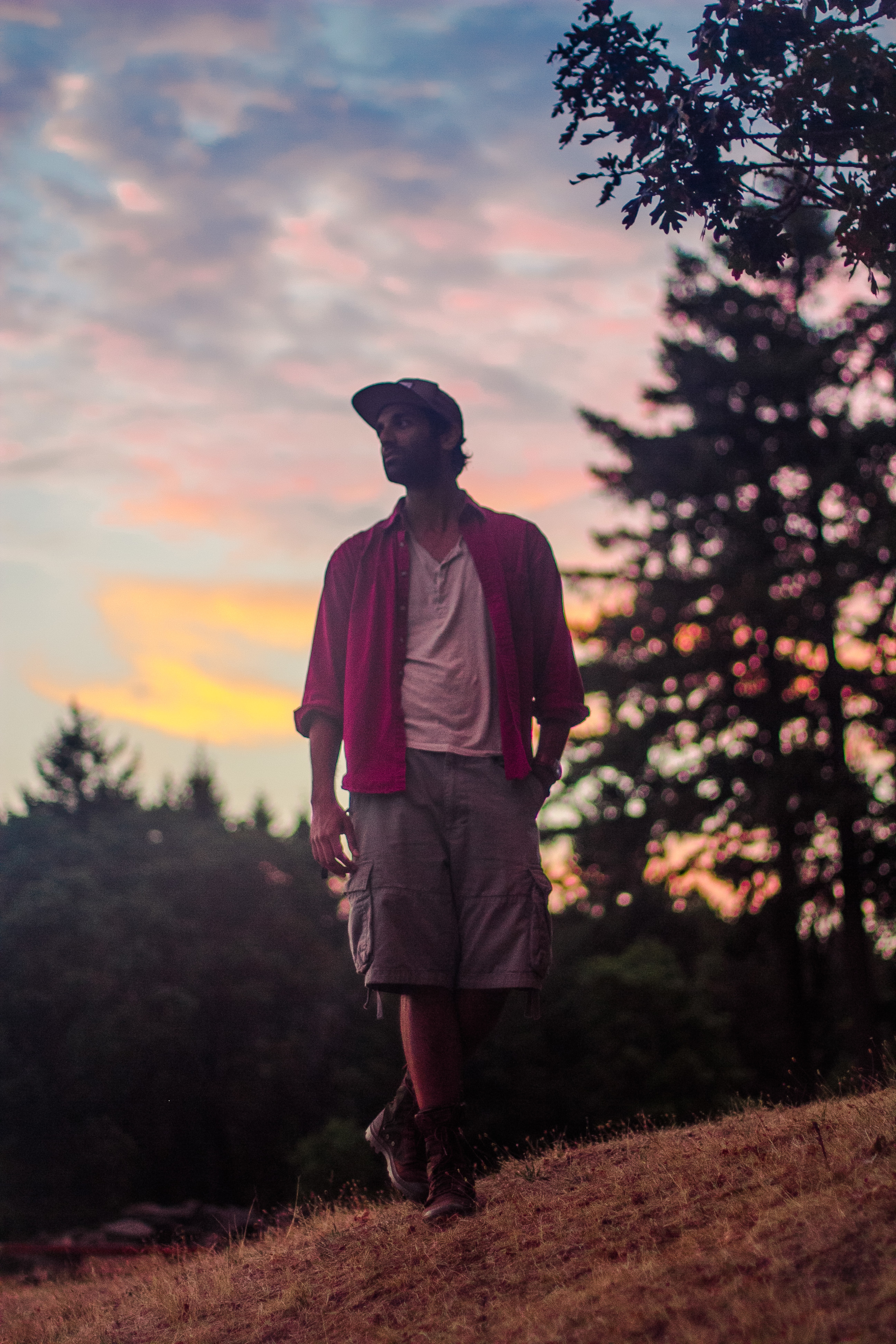 NewCastle Island, Vancouver, BC, August 2014