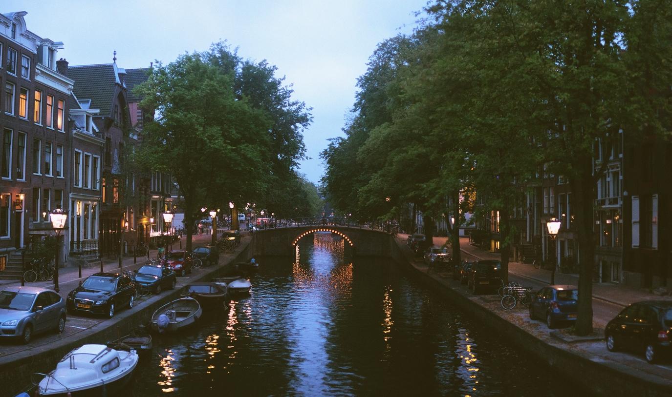 Amsterdam, The Netherlands, September 2014