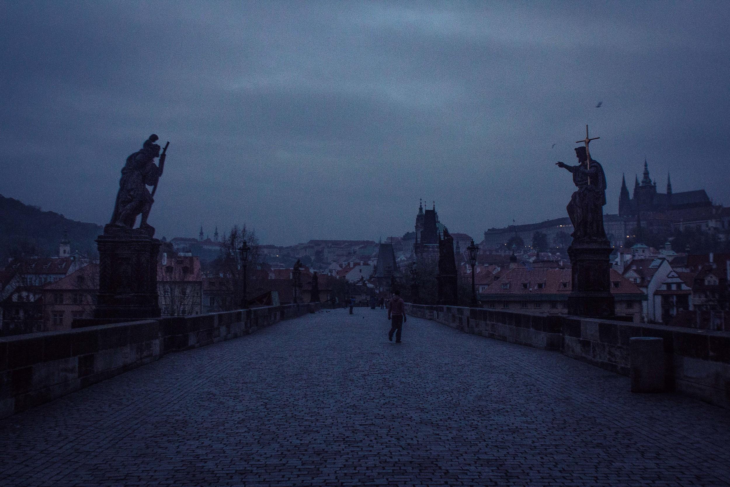 Prague, Czech Republic, October 2014