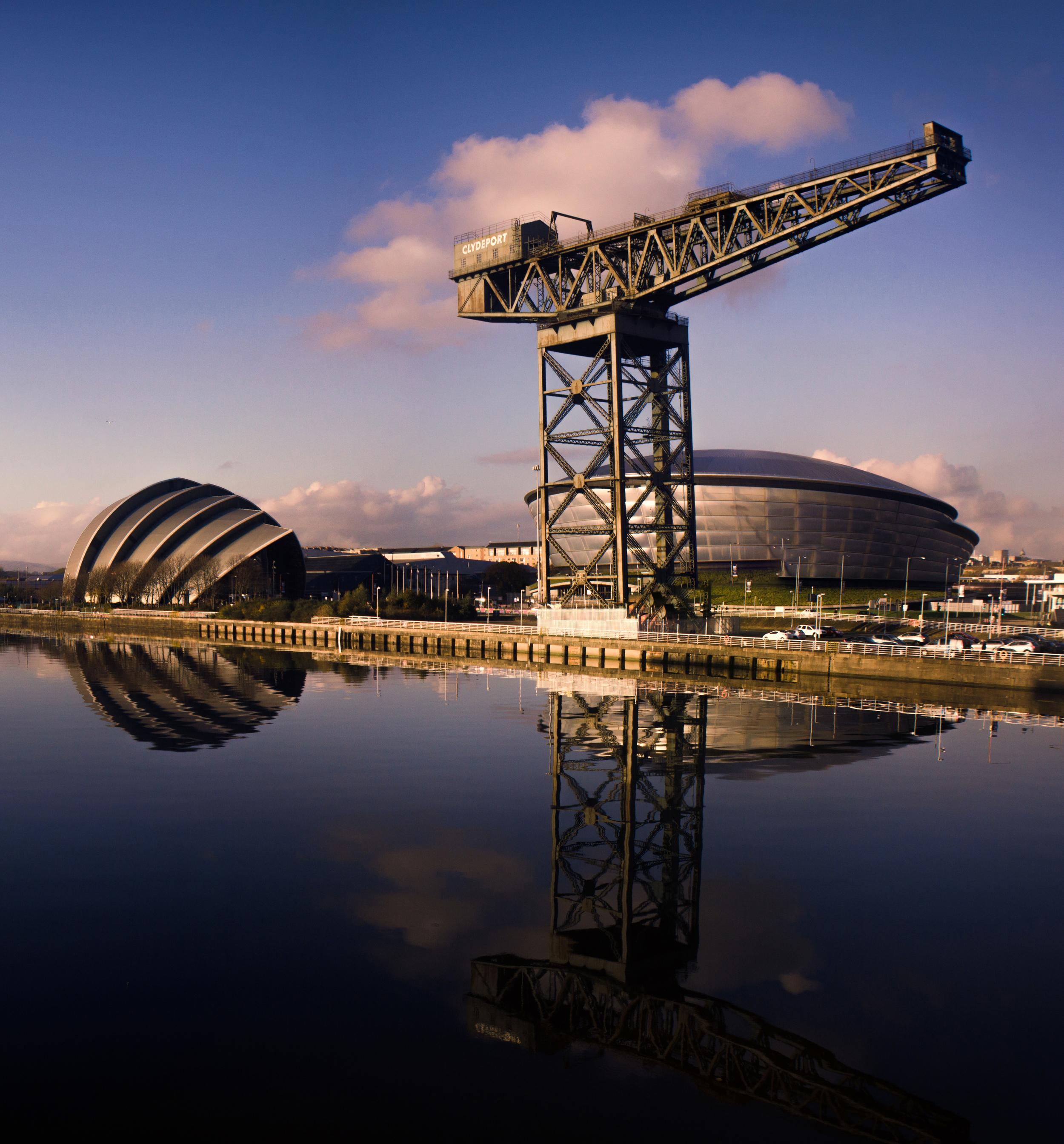 Glasgow, Scotland, United Kingdom, November 2014