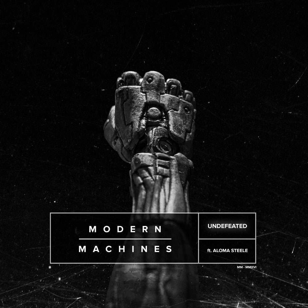 Single cover for Modern Machines
