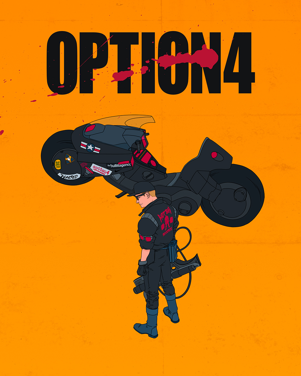 Copy of Option4 Tour Poster