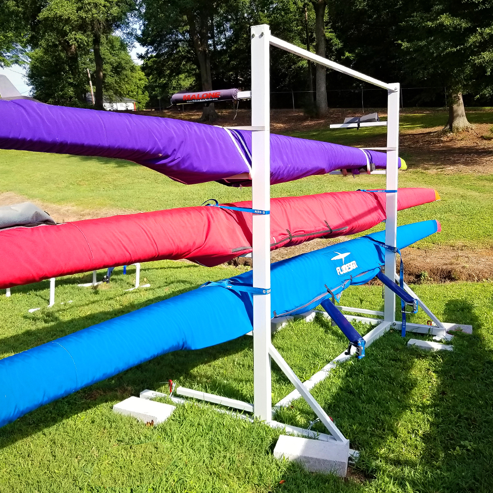 Industrial Design - Rowing Boat Racks
