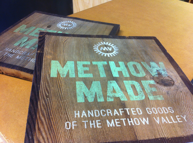 Methow Made signs