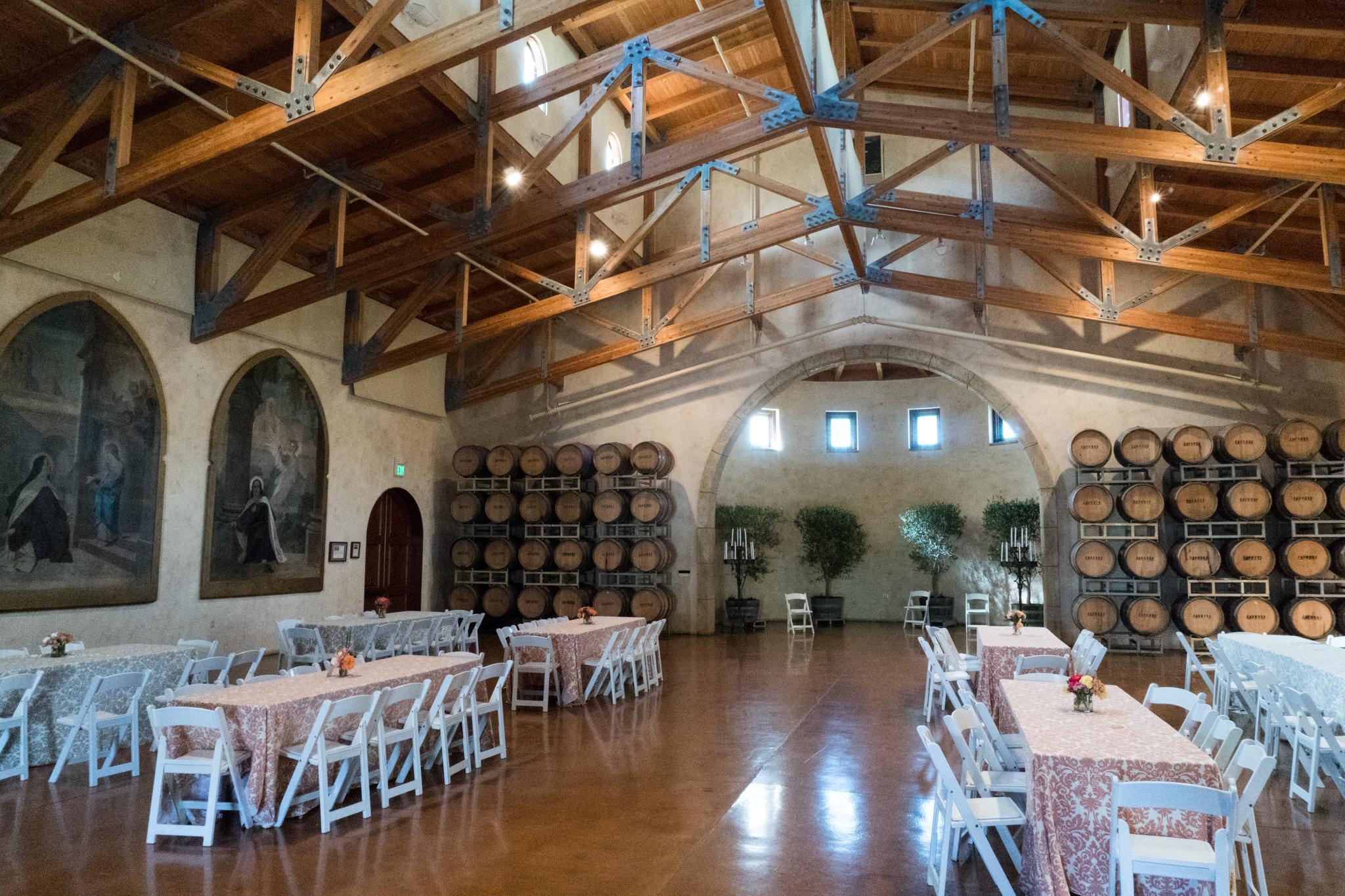 Jacuzzi Winery, Sonoma, CA