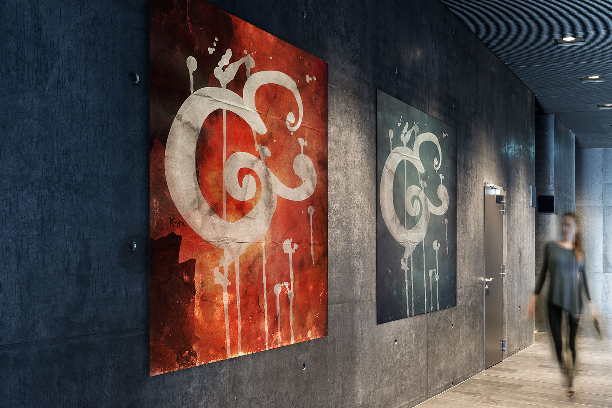 Abstract-Ampersand-Posters-Hallway.jpg