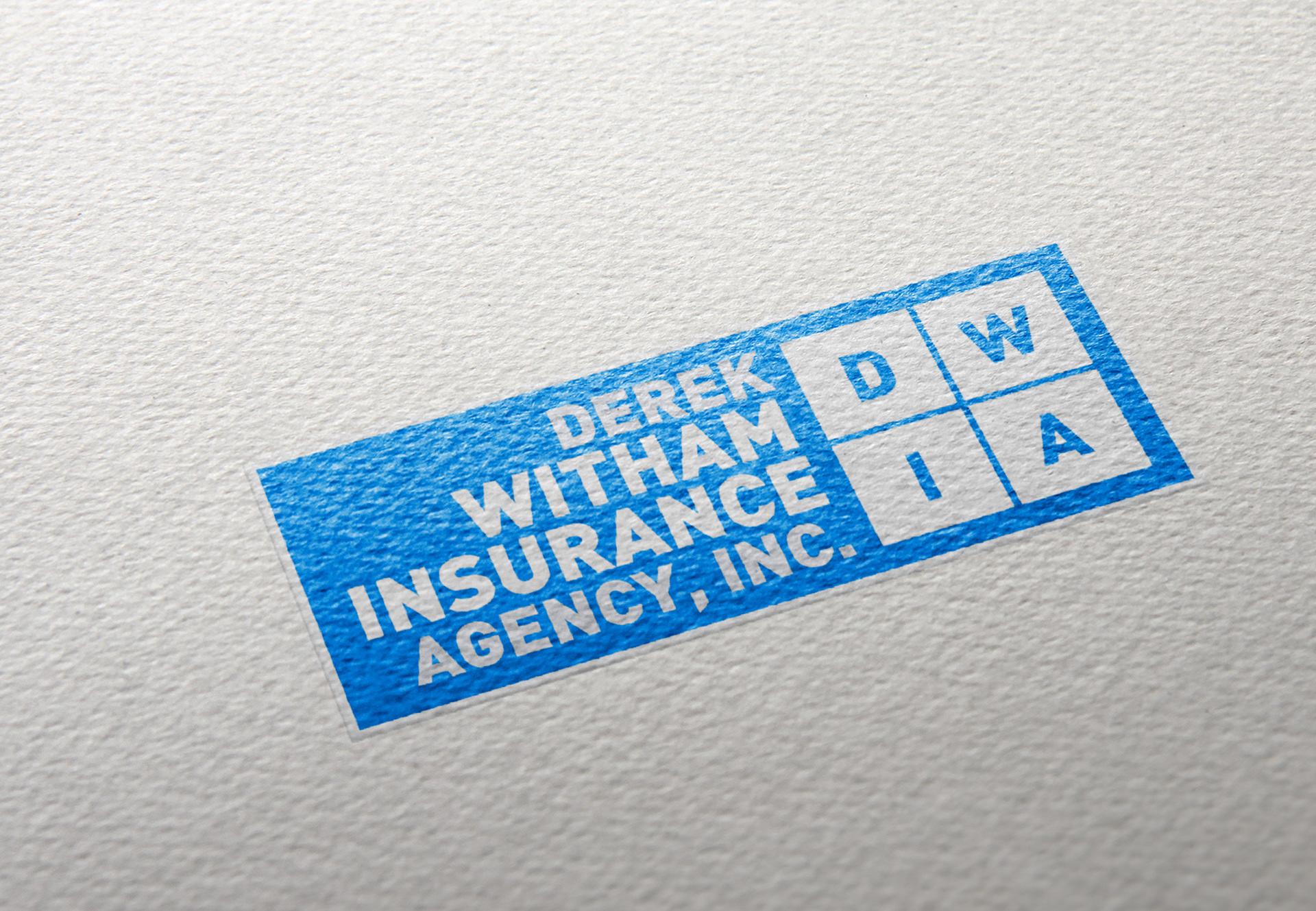 Derek Witham Insurance Agency, Inc. - Logo
