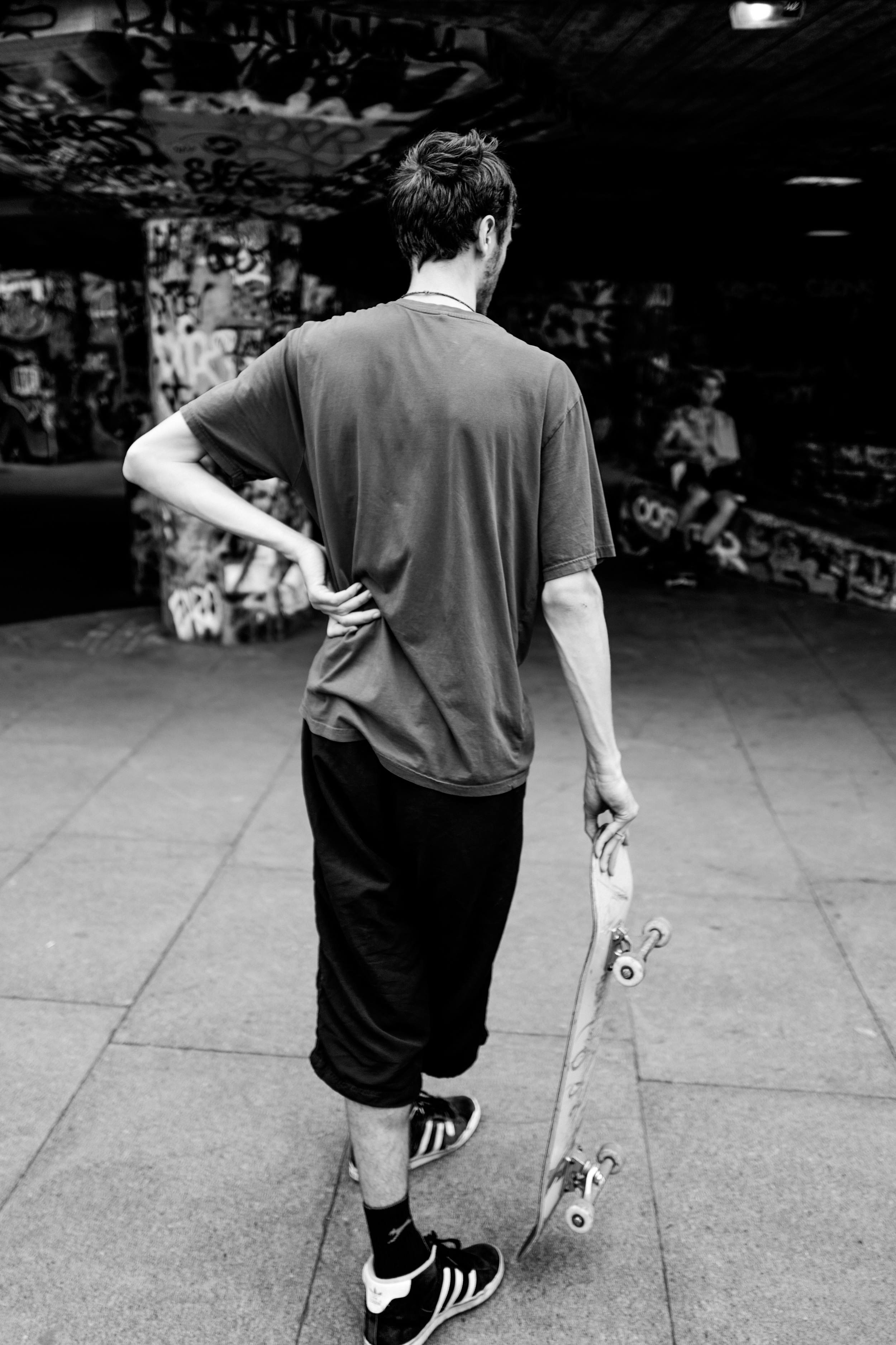 """""""Skater Boy"""" - Leica Q at Southbanke Center Skate Park"""
