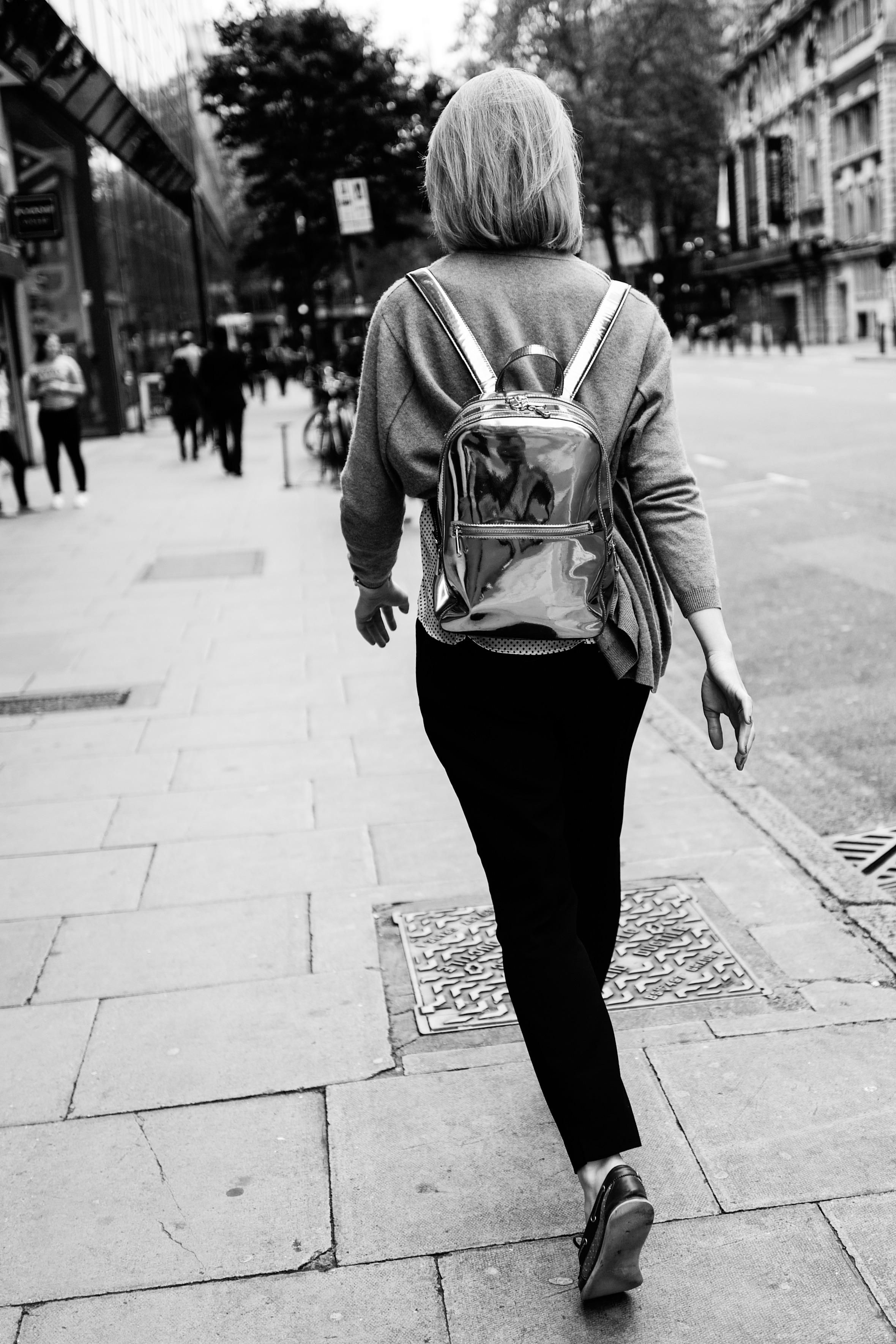 """Shine"" - Leica Q in Soho, London"