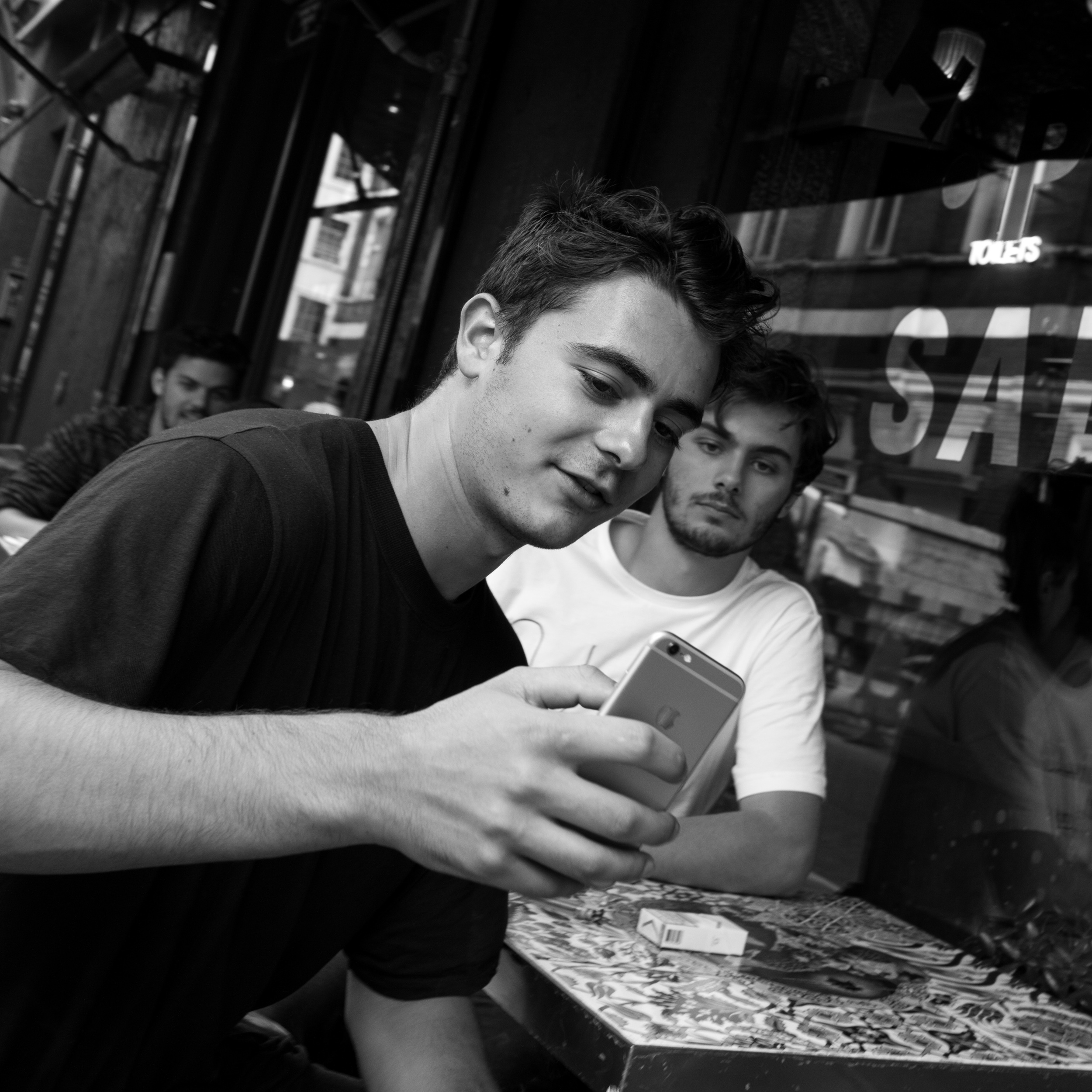 Selfie -Leica MM with Leica 35mm Summarit ASPH