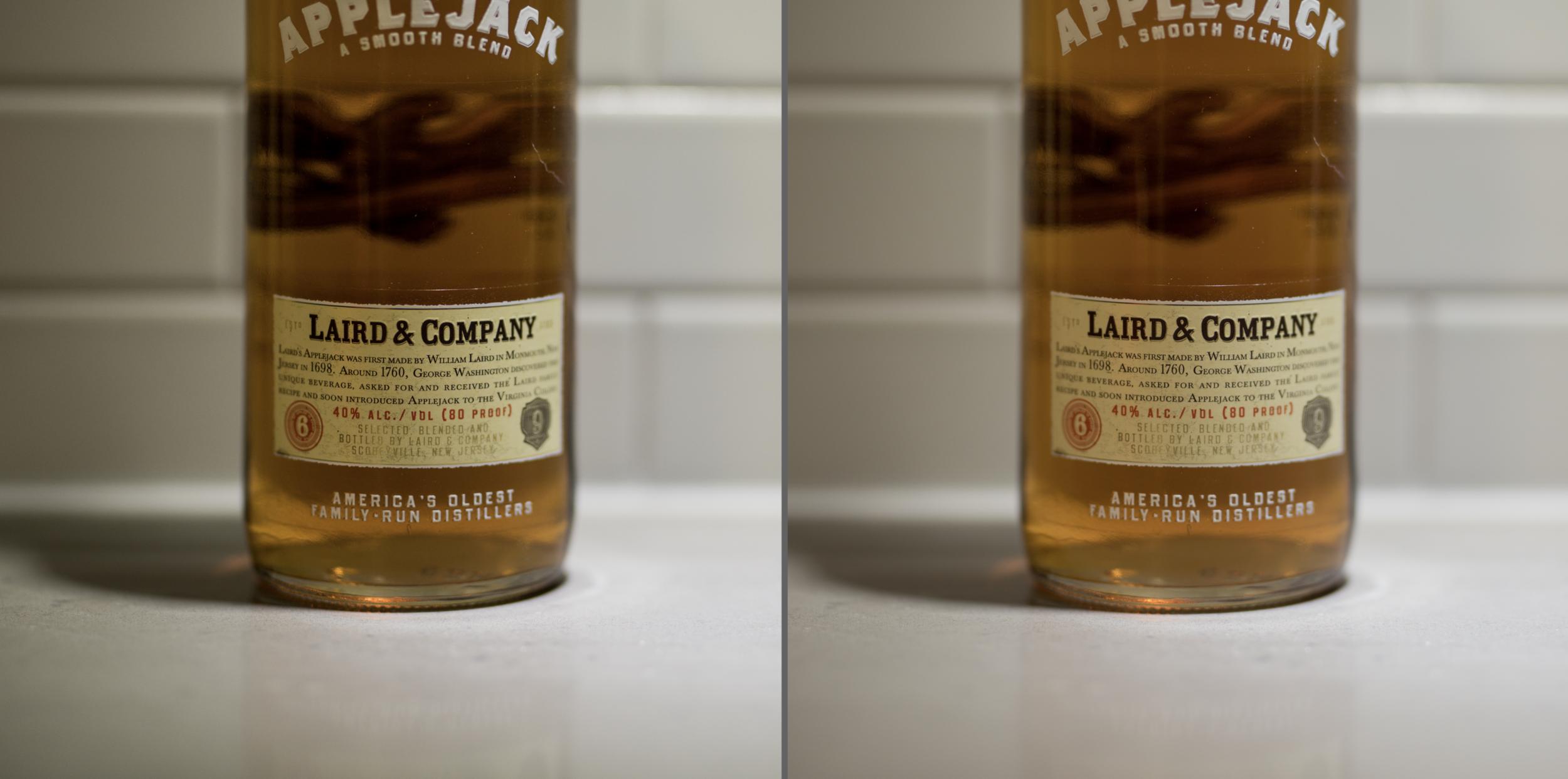 Left:Nikon D850   Right: Leica SL