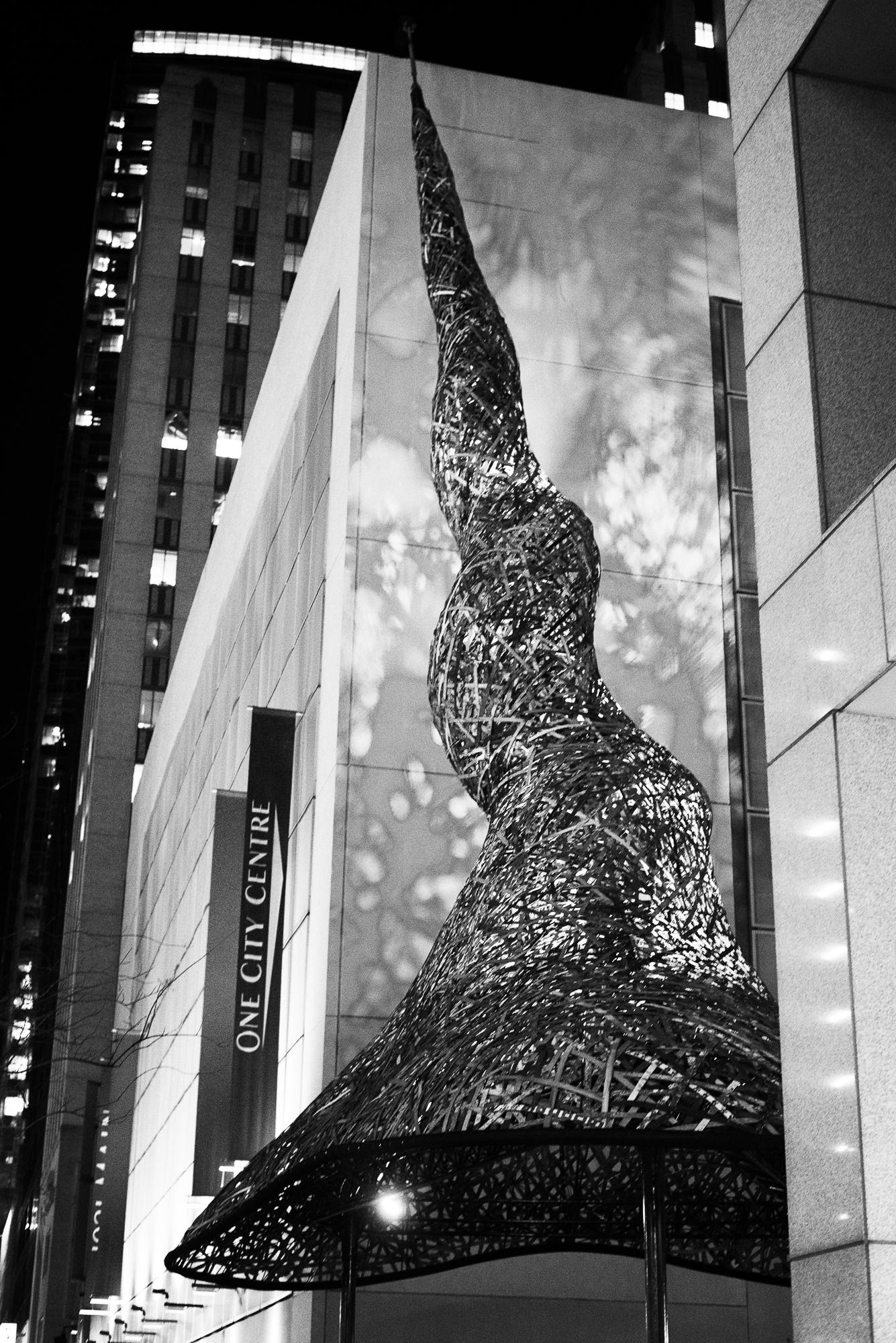 Downtown Houston BW-90.jpg