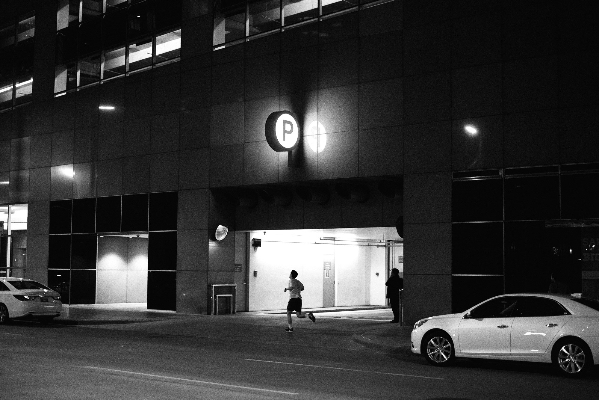 Downtown Houston BW-100.jpg