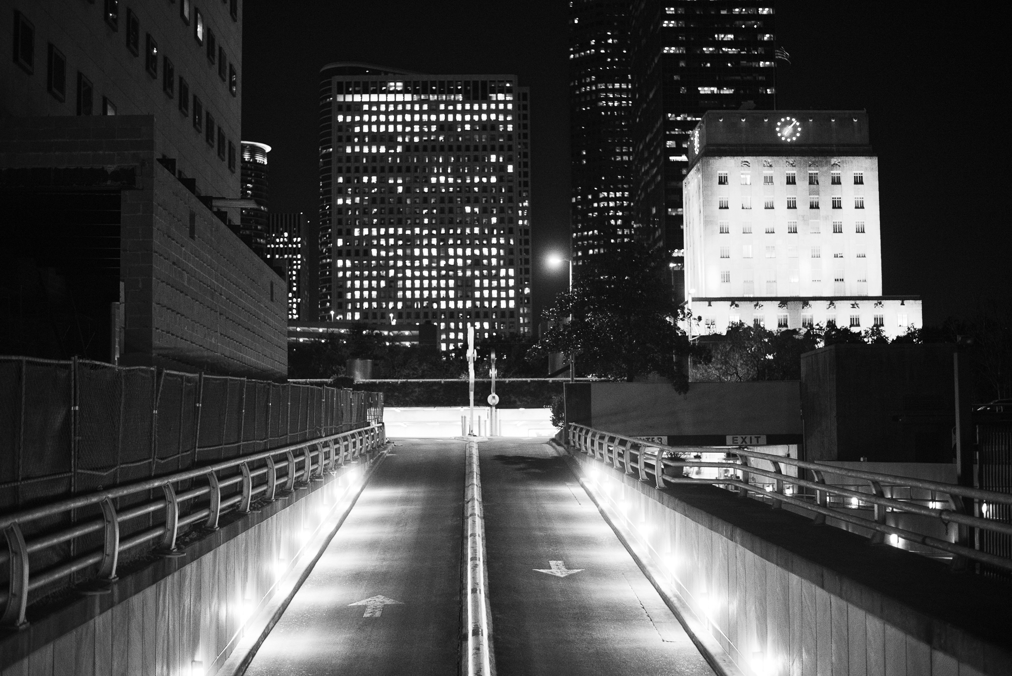 Downtown Houston BW-105.jpg