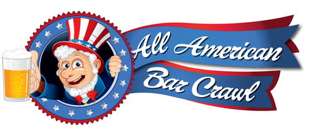 All American Bar Crawl logo.png
