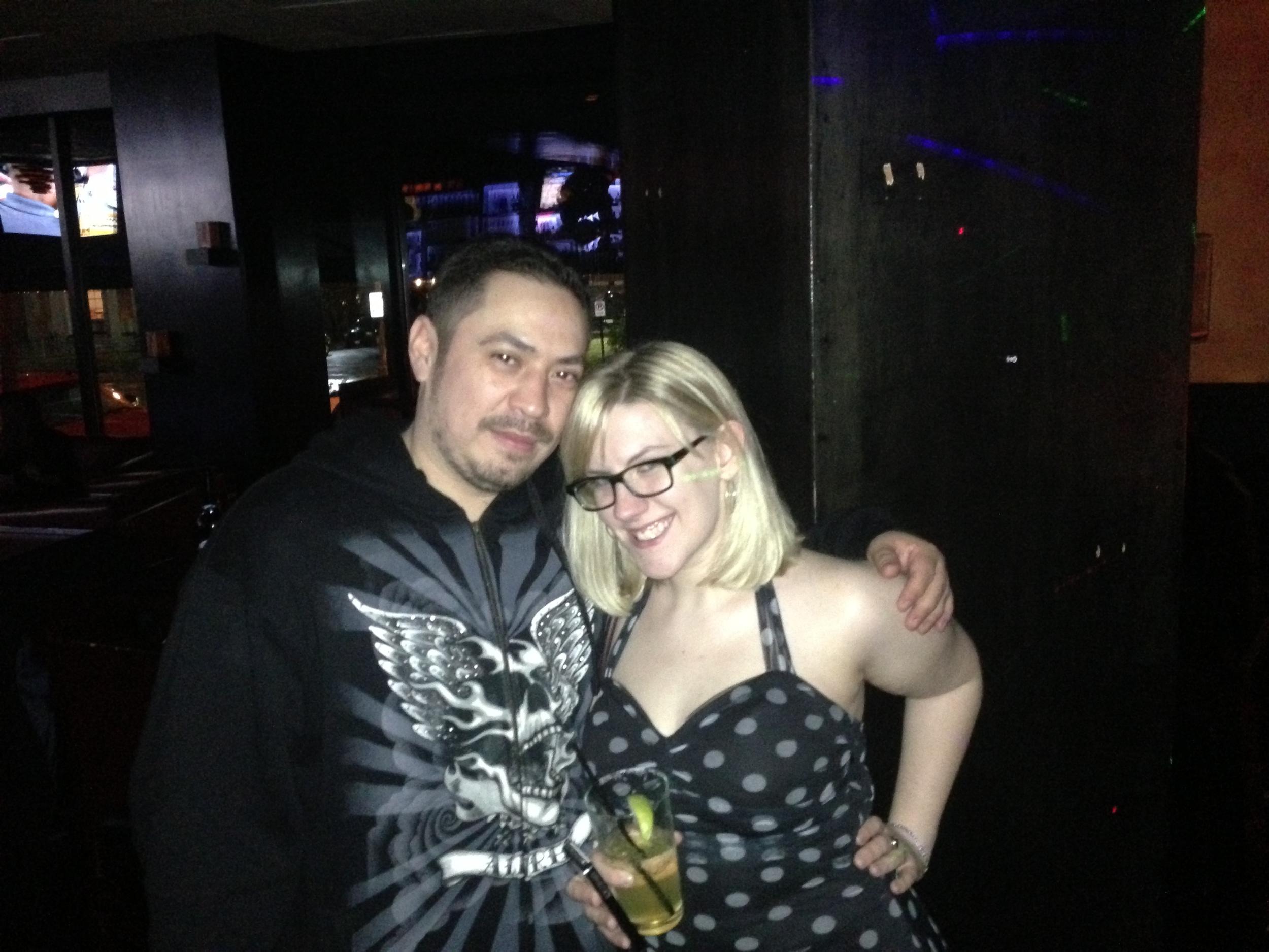 Jaime & Megan