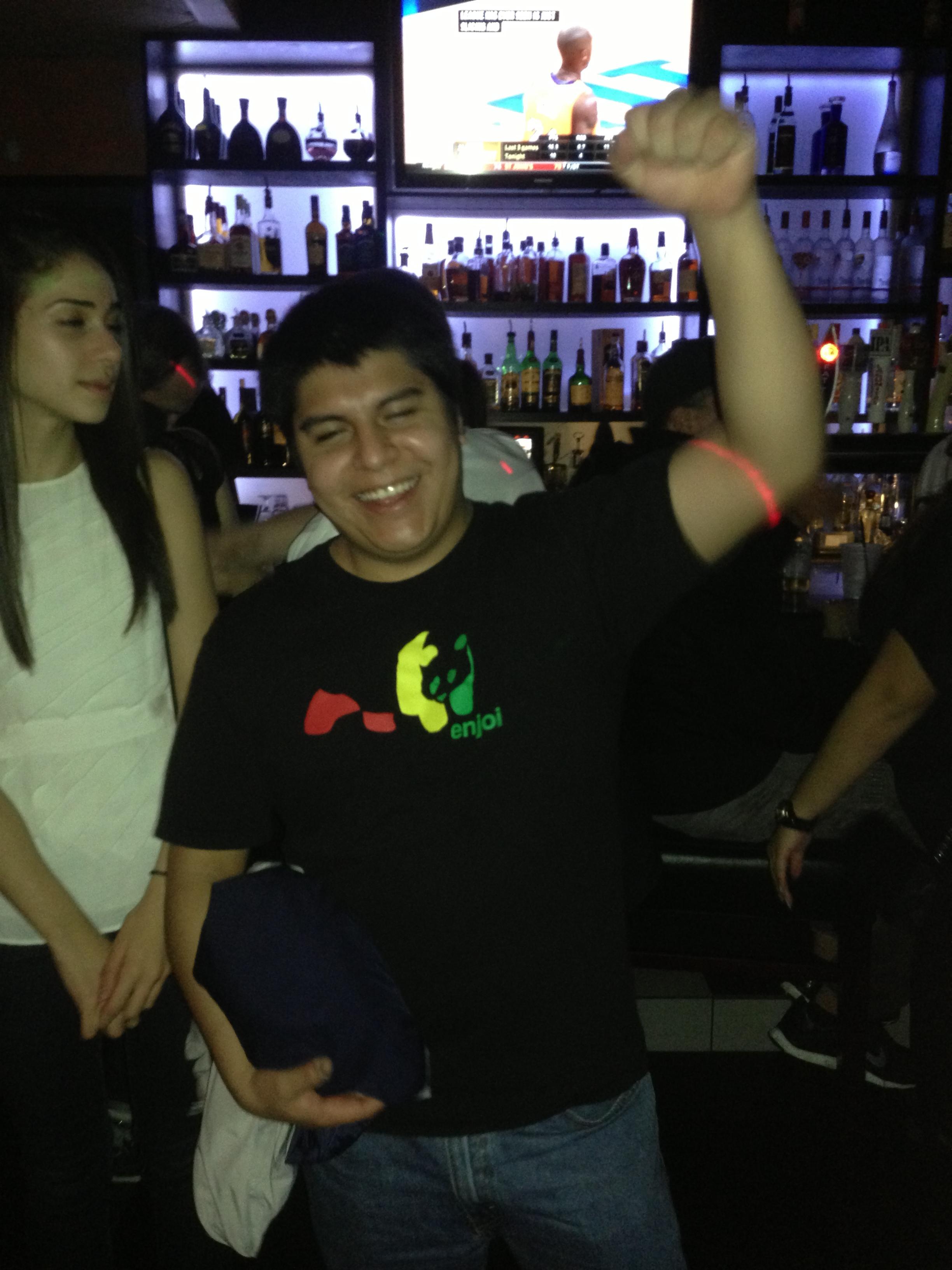 Jorge!