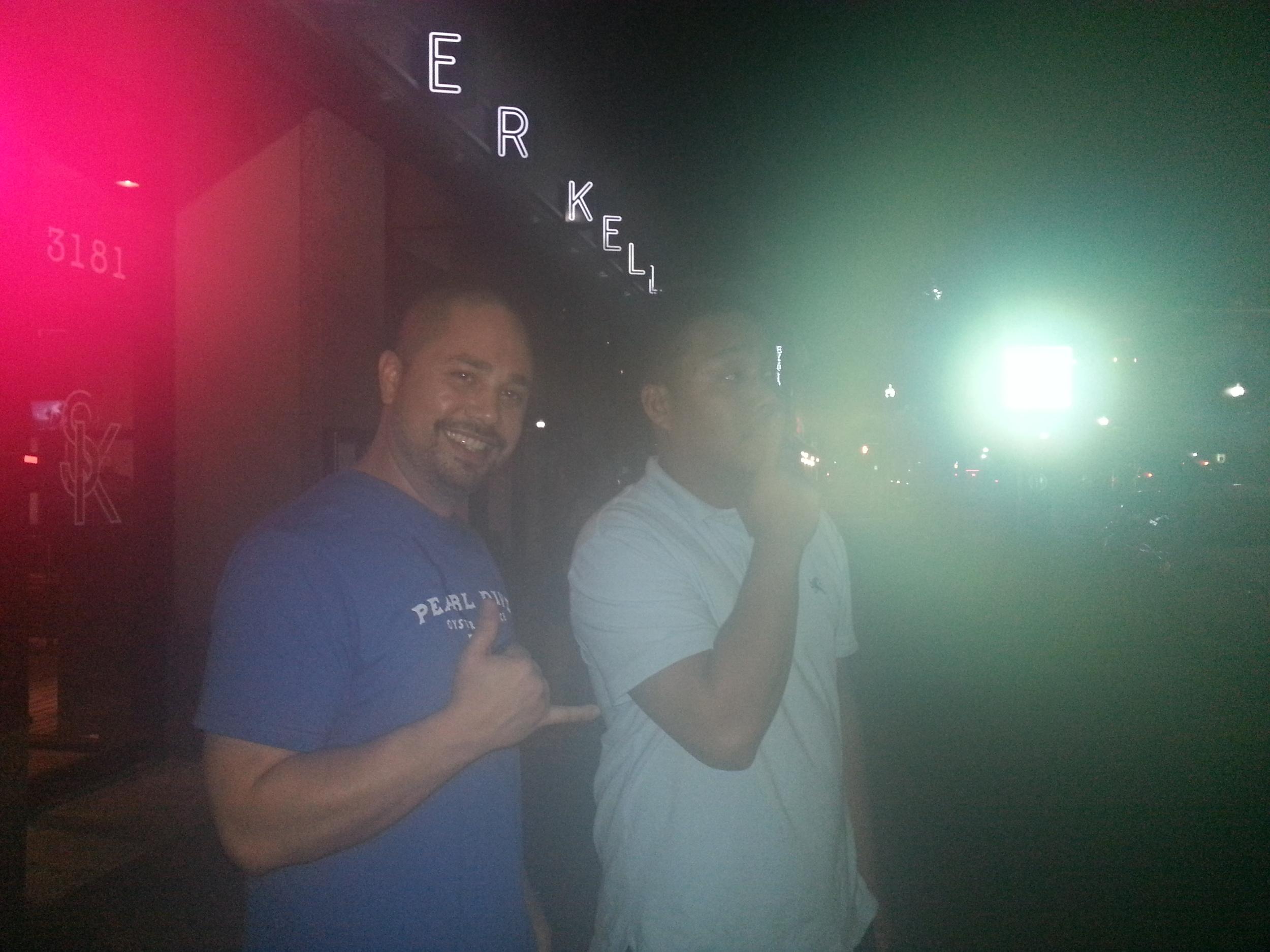 DJ & EJ