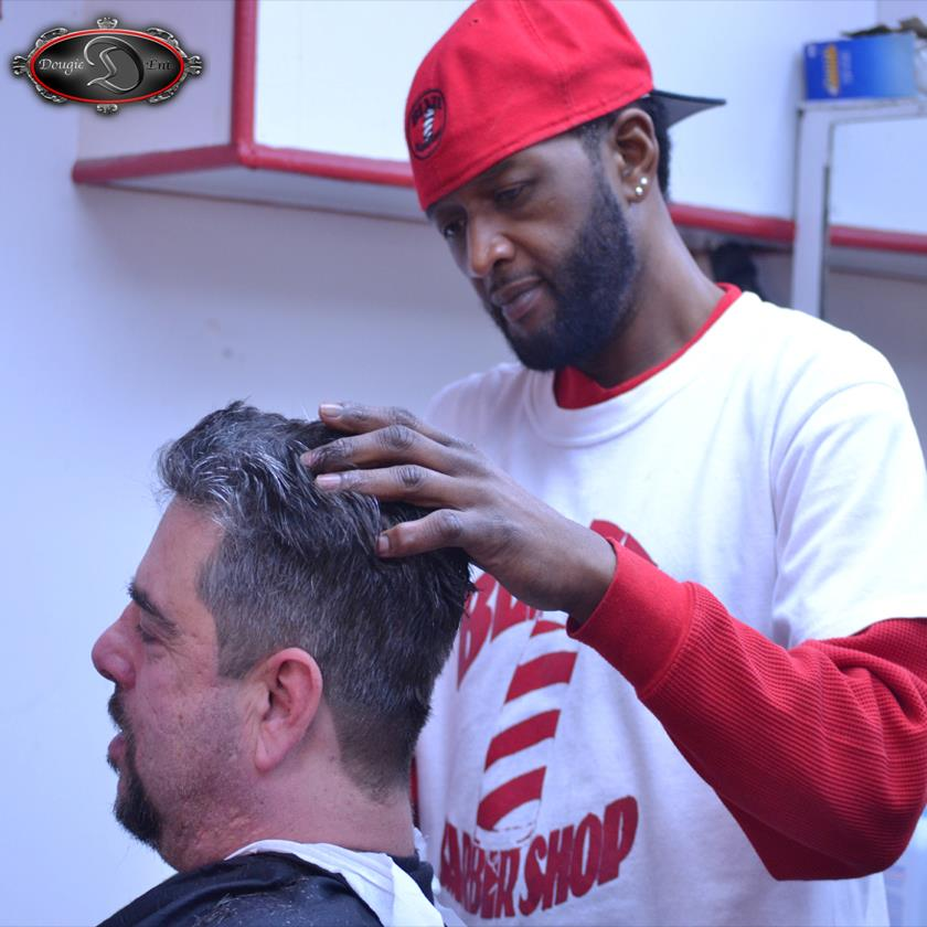 Moe   Licensed Barber with over 27 years experience        Hometown: Bloomfield/Hartford CT