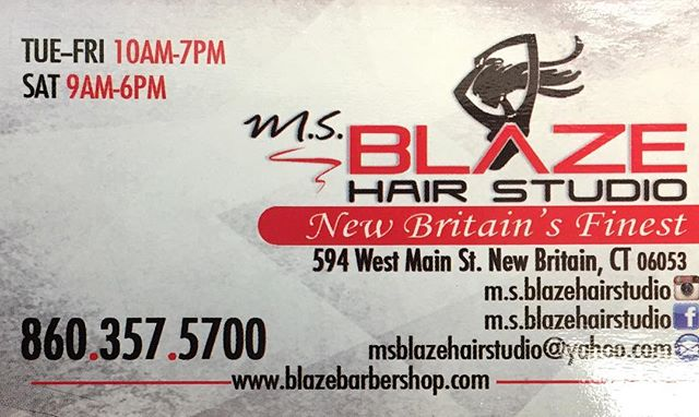 Attention ladies: Look your best for the PROM/HOLIDAY weekend, walk-ins always welcome or call to schedule an appointment with any member of our LICENSED culturally diverse staff in a CLEAN and SERENE atmosphere.  Please share this post #newbritainsfinest