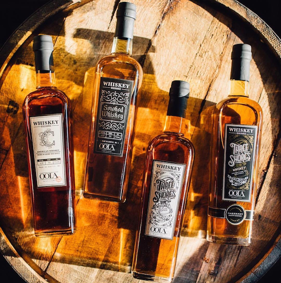 Learn more about  OOLA Distillery