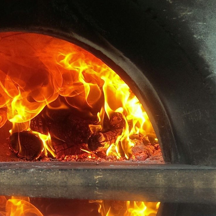 STELLA FIORE   wood fired pizza