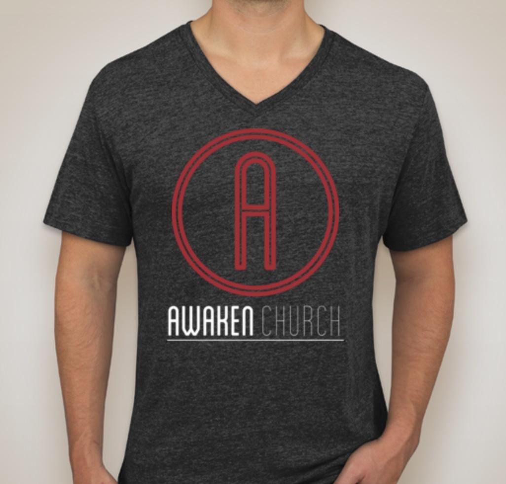 Awaken T-Shirt - Vintage Black
