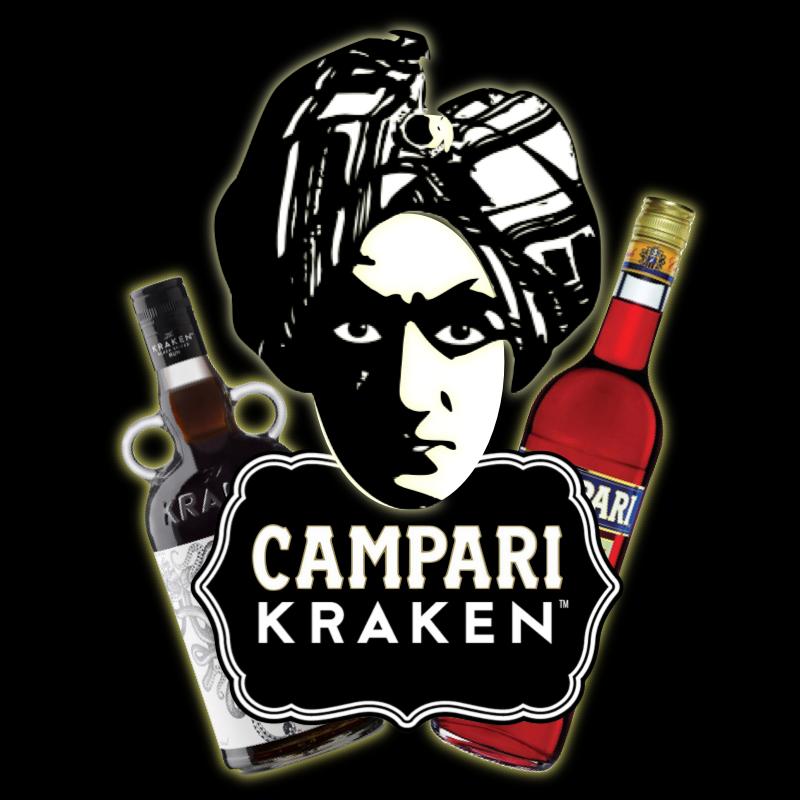 Campari Kraken Black