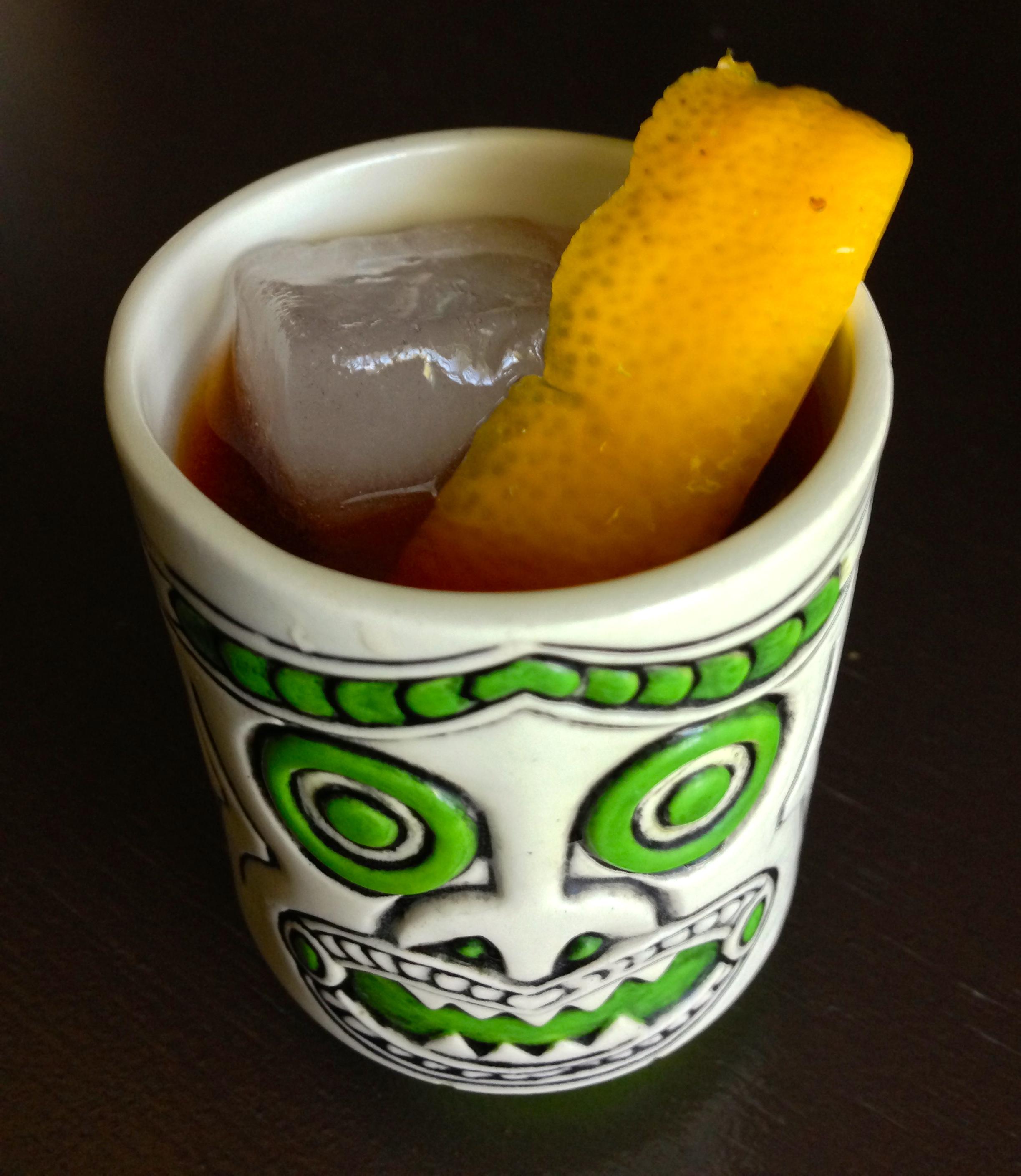 Lemon Grog or a similar grog should be in everyones tiki drink black book.