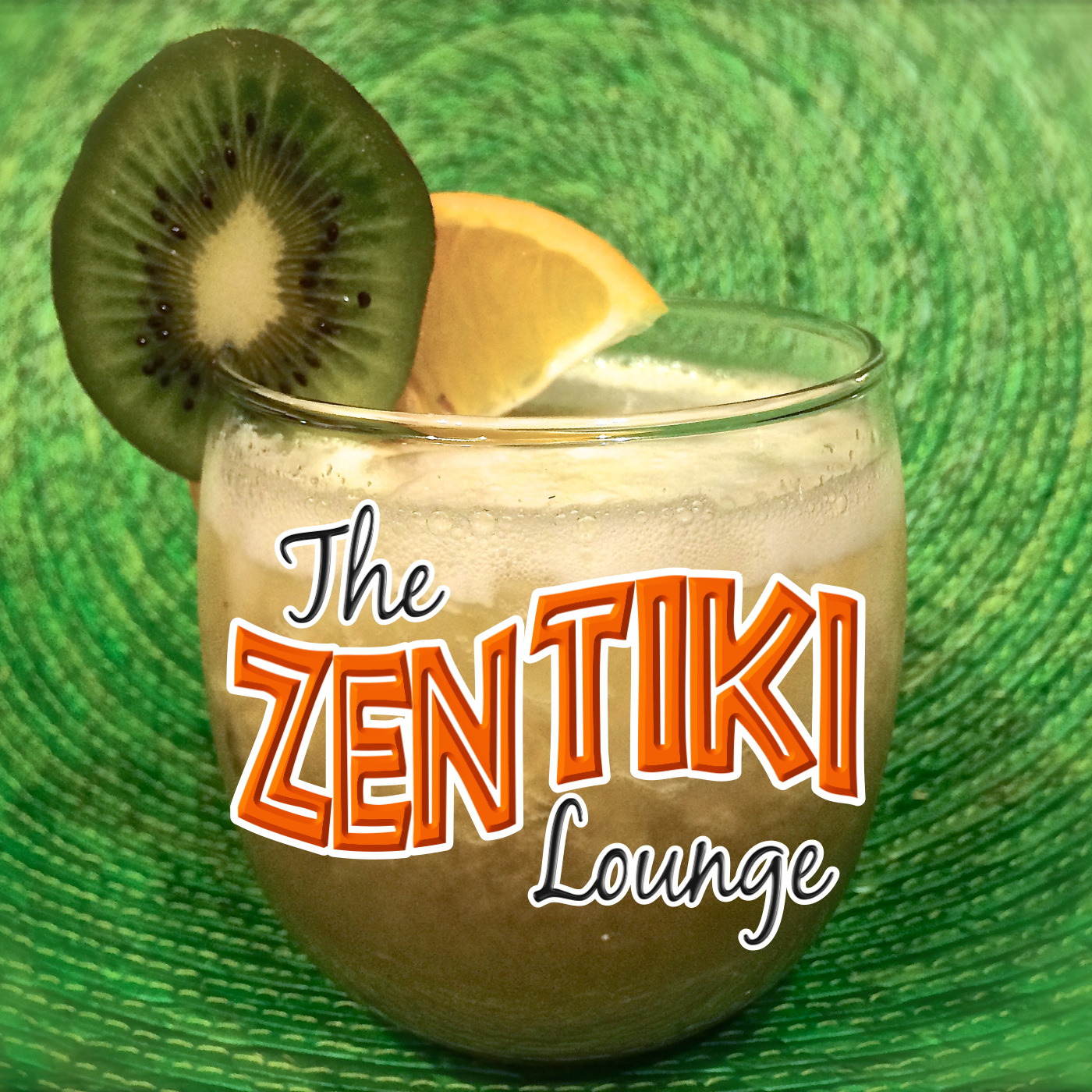 This drink is dedicated to one of our biggest fans. Sleeveless the Magician. Cheers and Mahalo!